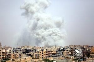 """Sirijoje žuvo """"Russia Today"""" korespondentas"""