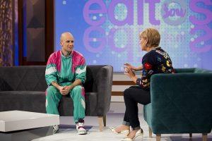 V. Bareikis – apie meną Rusijoje ir spalvingo sportinio kostiumo istoriją