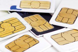 Nuspręsta: registruoti visų SIM kortelių nereikės