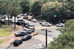 Per šaudynes Floridoje žuvo du žmonės, dar 11 sužeista (atnaujinta)