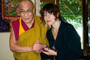Dalai Lama lankysis Užupyje ir apžiūrės J. Ivanauskaitės fotografijų parodą