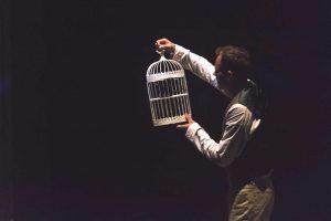 """""""Žydrosios paukštės"""" interpretacija šiuolaikišku žvilgsniu"""