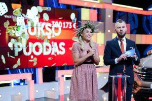 Kas laimėjo Aukso puodą su daugiau nei 380 tūkst. eurų?