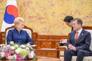 Lietuva tikisi netrukus eksportuoti paukštieną į Pietų Korėją