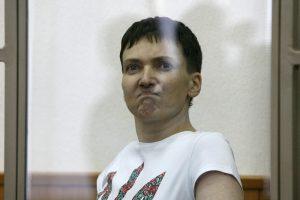 N. Savčenko teismas: kodėl Vakarai ir Ukraina nepadarė visko, ką galėjo