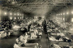 Ispaniškojo gripo šimtmetis: perspėjama dėl naujų pandemijų
