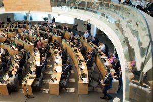Tyrimas atskleidė: elektros tiekimas Seimui sutriko dėl ESO darbuotojų kaltės