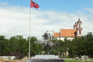 A. Bumblauskas apie paminklą Lukiškių aikštei: gal tai mūsų istorinis šansas