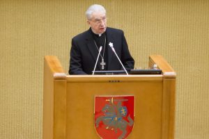 Kardinolas A. J. Bačkis: ką aš padariau dėl savo valstybės?