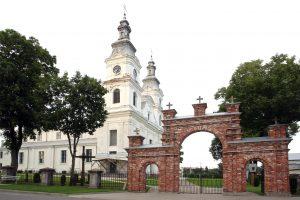 Lietuvoje bus populiarinamas šv. Jokūbo kelias