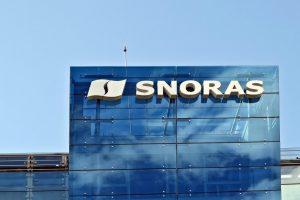 """Užbaigtas """"Snoro"""" centrinės buveinės pardavimo sandoris"""