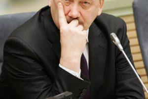 Lenkijos Senatas vertins situaciją dėl paramos Lietuvos lenkų sąjungai