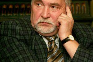Mirė literatūrologas, vertėjas A. Kalėda