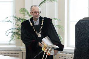 Mirė Apeliacinio teismo teisėjas S. Knizleris