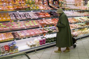 Kur vasarį brango pigiausi maisto produktai?