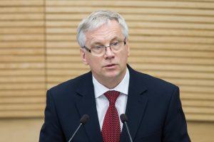 R. Šadžius: nesinori, kad ES lėšos būtų švaistomos