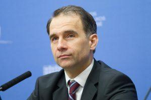 Ministras: bus tikrinamas elektroninės sveikatos sistemos kūrimas