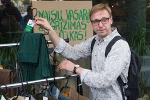 A. Žvinys: Pijaus vaidmenį gavau ne dėl fizinių panašumų į R. Karbauskį