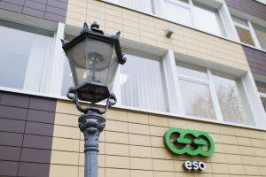 Elektros tinklams atnaujinti – 52 proc. daugiau ESO investicijų