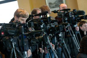 Teismo nuosprendžių paskelbimą bus galima filmuoti ir fotografuoti