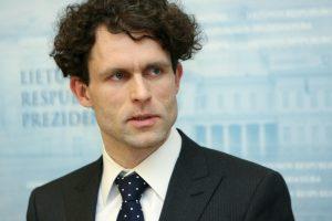 Konkurencijos tarybos vadovas Š. Keserauskas paskirtas antrai kadencijai