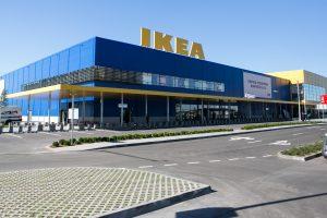 """""""Ikea"""" iš prekybos išima zefyrinius saldainius"""