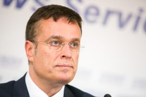 D. Bradauskas apskundė finansų ministro sprendimą jį atleisti