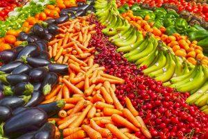 Kokios spalvos trūksta jūsų mitybos racione?