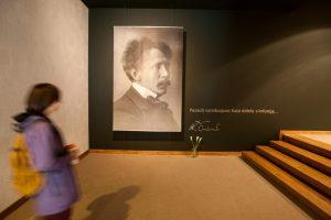 Lietuvoje kuriamas M. K. Čiurlioniui skirtas kultūrinis maršrutas