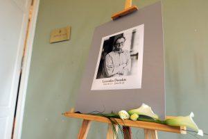 Kaip bus įamžintas L. Donskio atminimas?