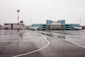 Dėl oro uosto rekonstrukcijos brangs kelionės?