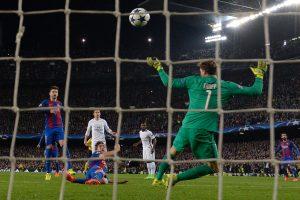 Barselonoje – istorinis futbolo stebuklas