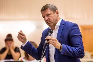 Kauno socialdemokratams – pokyčių metas
