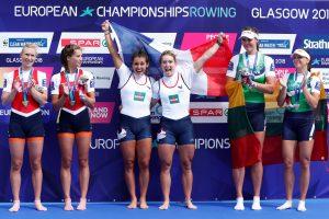Europos čempionate – šeimyninis kauniečių triumfas