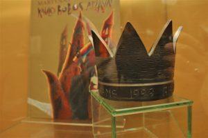 Vaikų literatūros muziejuje saugomas neįprastas eksponatas