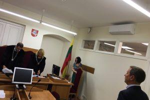 A. Zuokas reikalauja ministrų atsakomybės