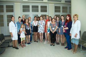 Savanorių misija – padėti Kauno klinikų pacientams