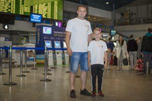 Jaunasis Lietuvos atstovas futbolo čempionato finale lydės žaidėją