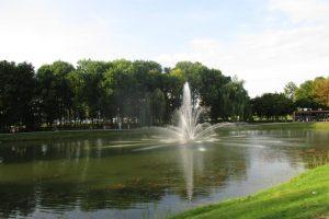 Lietuvos miestai iki pavasario atsisveikina su fontanais