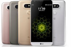 """""""LG G5"""" – išmanusis telefonas, pilnas staigmenų"""