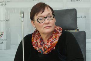 A. Maldeikienės užsienio politikos gairės: geriausia nutraukti santykius su Maskva