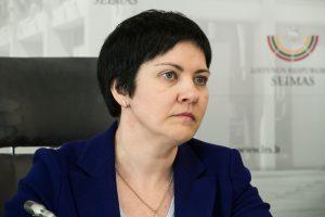 Kontrolierė: pinigines sankcijas už fizines bausmes vaikams reikėtų keisti