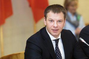 V. Šapoka: po mokesčių reformos progresyvumas didės