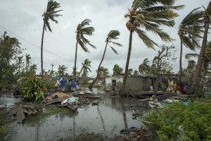 Ciklono nusiaubtame Mozambike prasidėjo gedulas