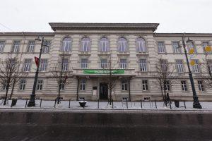 Muzikos ir teatro akademijai leista parduoti dalį patalpų Vilniaus centre