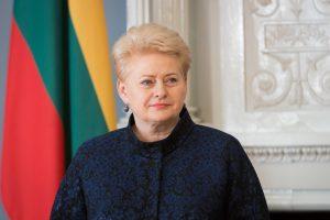 Lietuvos vadovai švenčių proga linki bendrumo jausmo