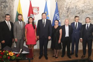KAM ir žiniasklaidos priemonės pasirašė susitarimą dėl kibernetinio saugumo