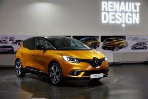 """Naujasis """"Renault SCENIC"""" pelnė aukščiausią saugumo įvertinimą"""