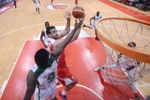 Antrąjį iššūkį Lietuvos krepšininkams mes Tuniso rinktinė