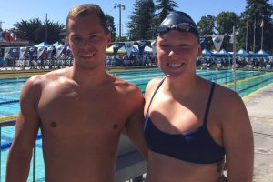 Santa Klaroje su plaukimo žvaigždėmis varžėsi U. Mažutaitytė ir T. Duškinas
